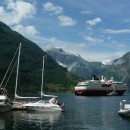 La Norvège : escale scandinave