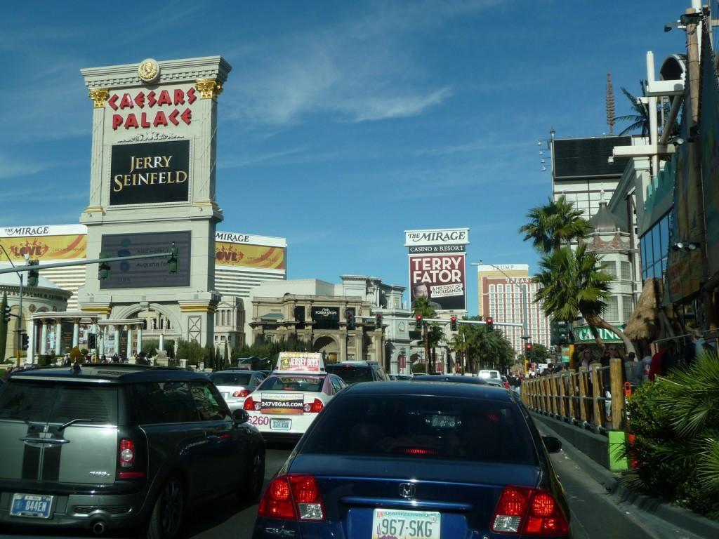 Las Vegas de jour