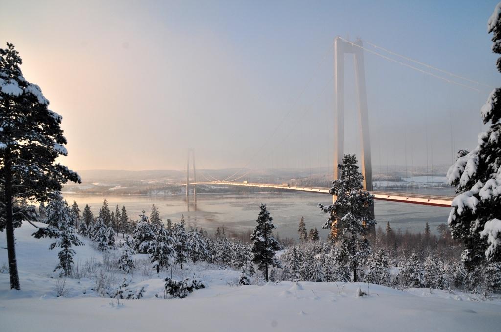 Sundsvall en Suède