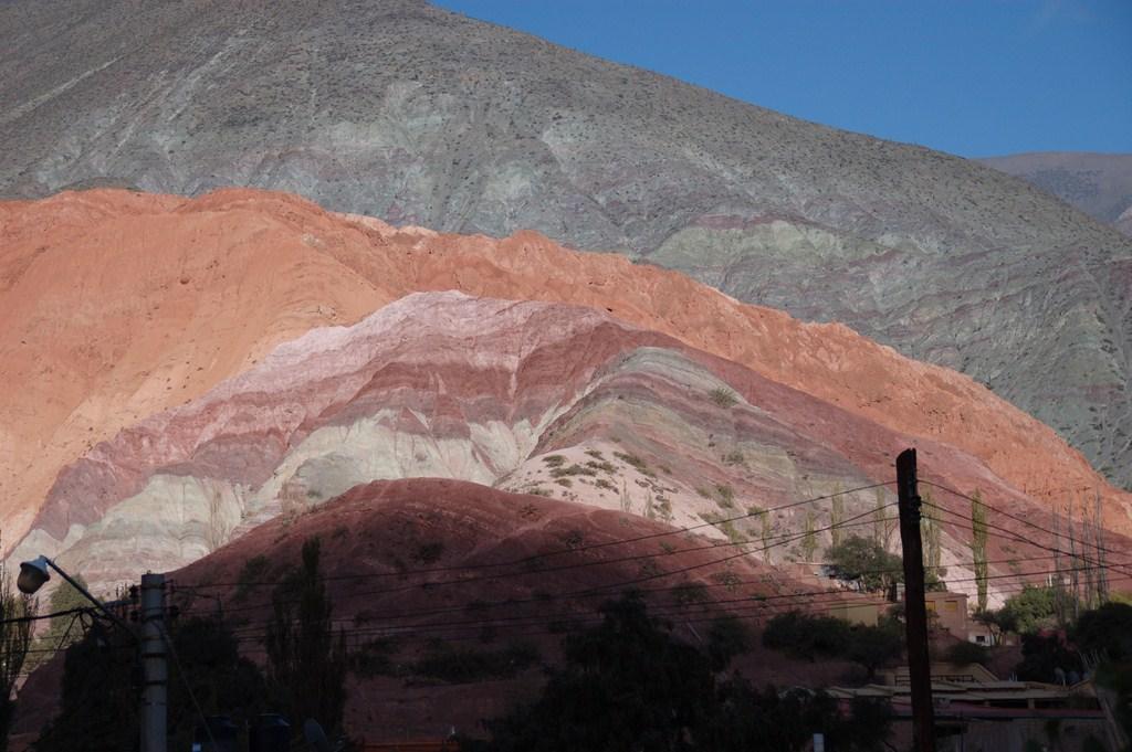La montagne de Pumamarca