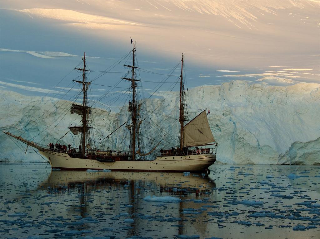Une expédition en Antarctique par 23am dot com