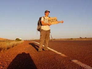En route vers Perth