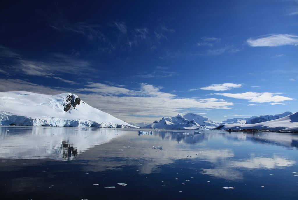 Des icebergs par Liam Q