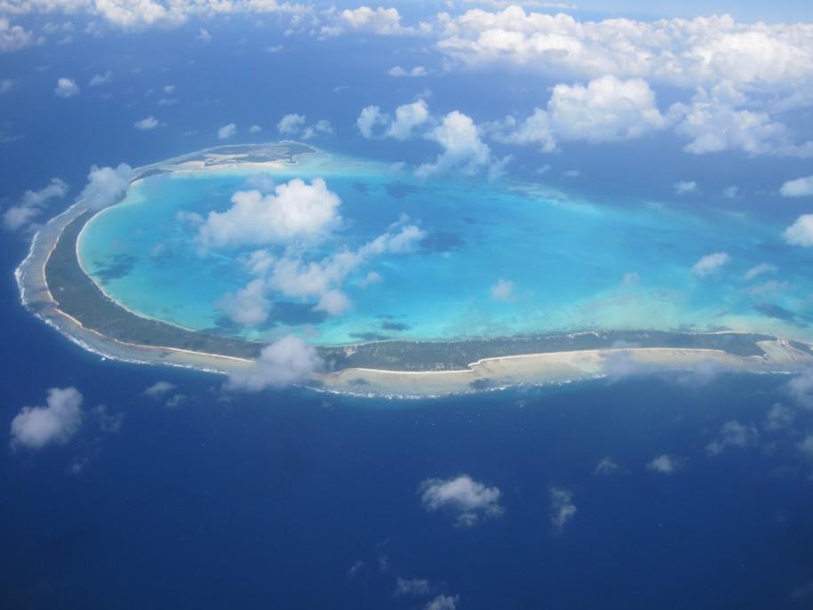 Le Kiribati par Rafael Coya