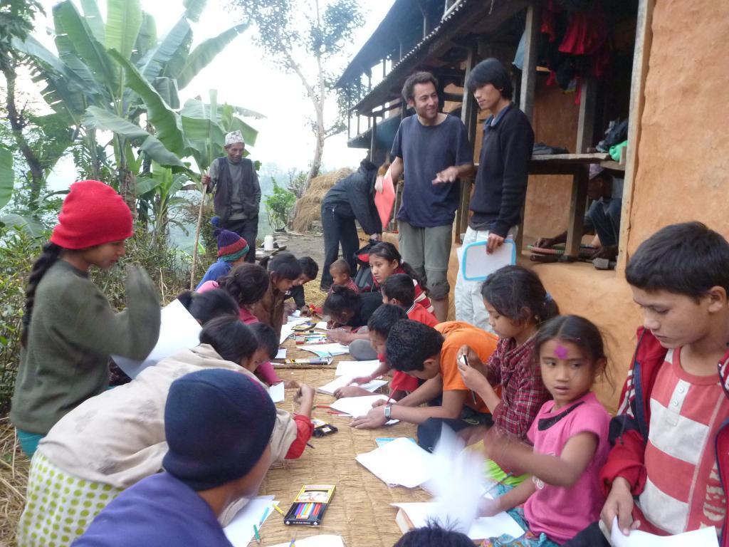 Travail dans une ONG