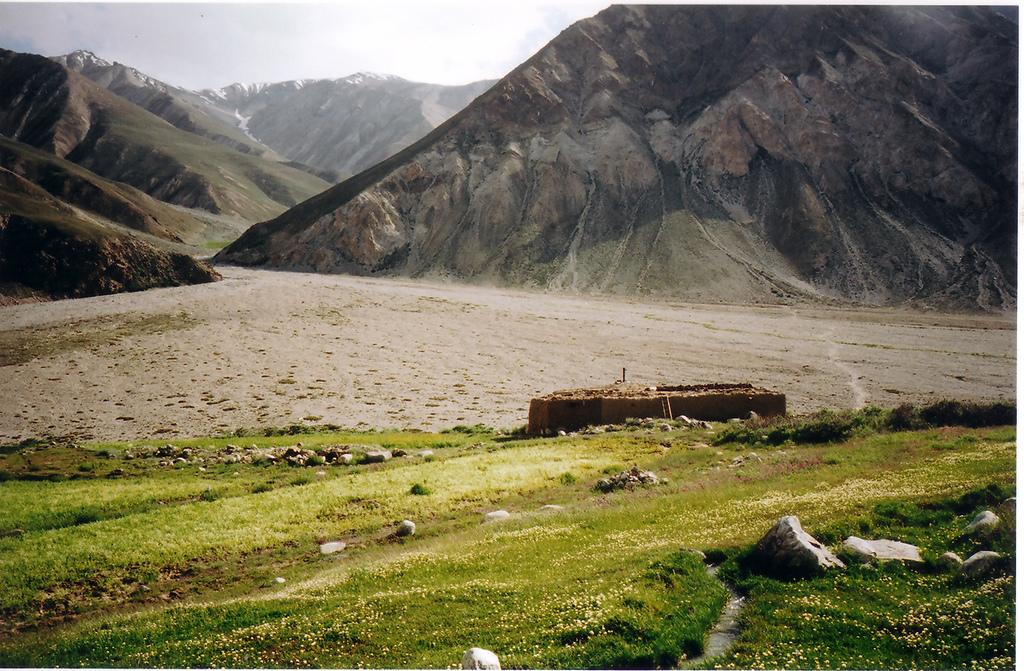 Le Pamirs au Tadjikistan par mmj