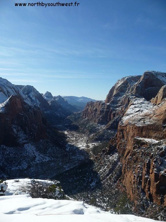 Le Zion Canyon