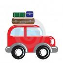 La location d'une voiture en vacances