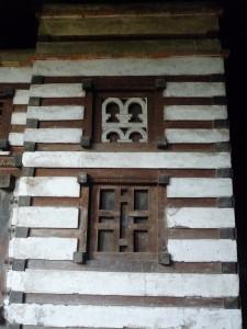 """Plusieurs exemples de fenêtres """"éthiopiennes"""""""