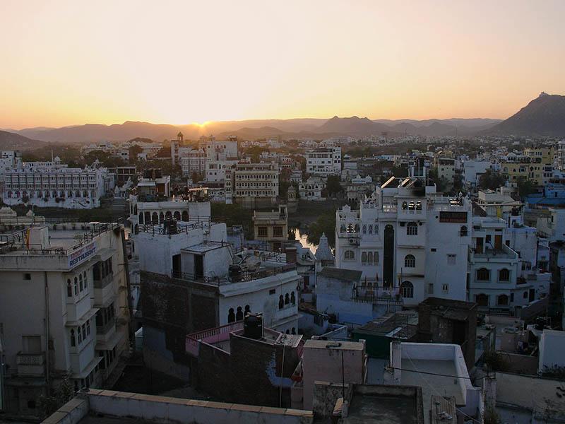 Voyage en Inde, Udaipur, Jodhpur