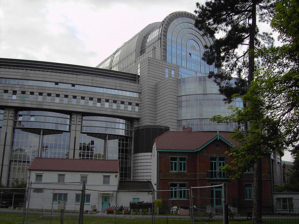 parlement européen visite