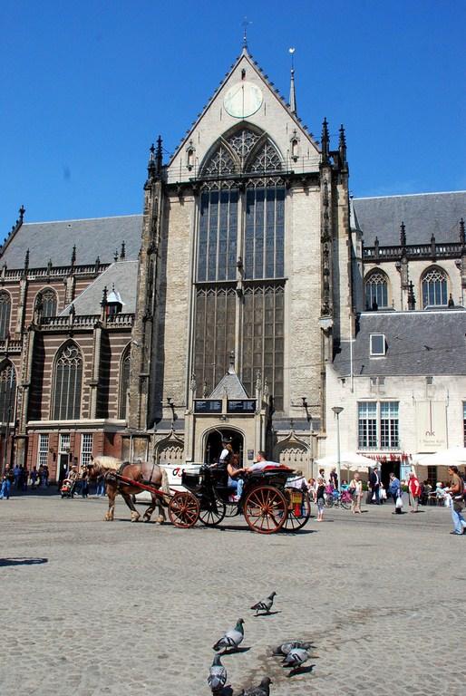 La Nouvelle Eglise à Amsterdam