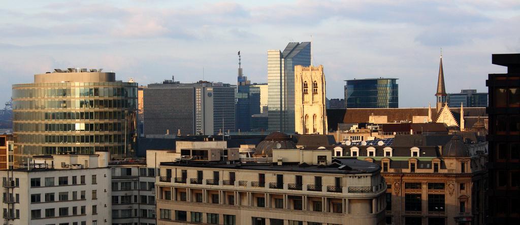 Panorama de Bruxelles