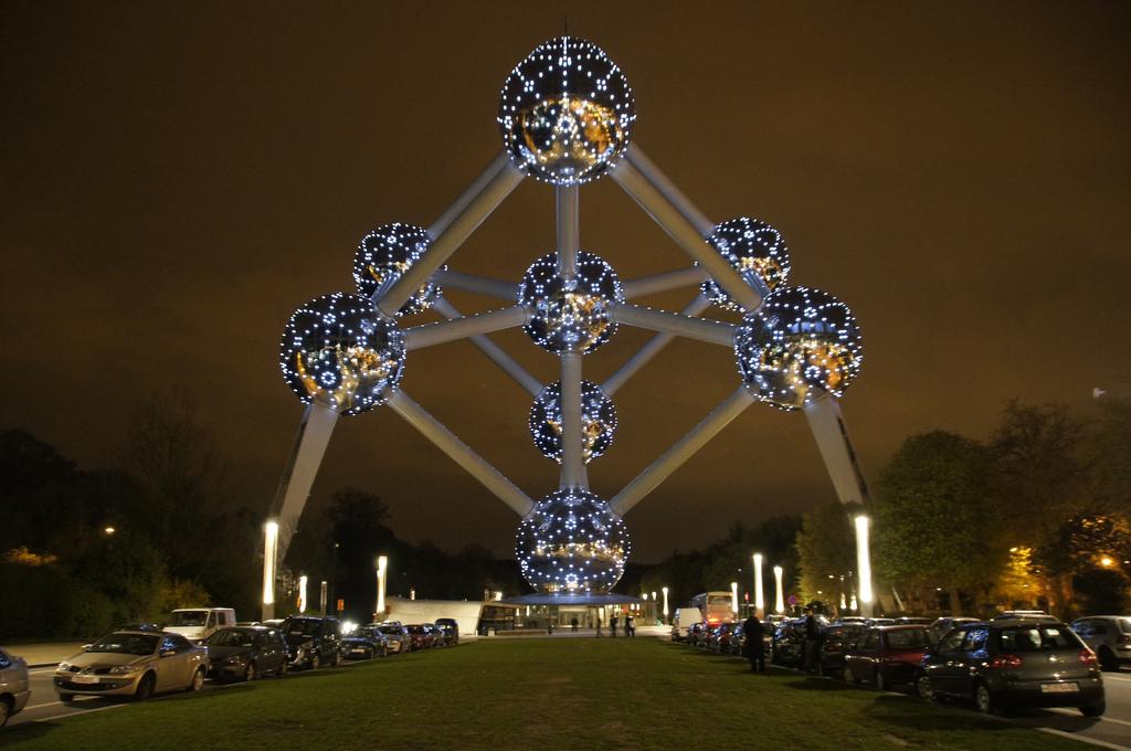 Atomium récit de voyage carnet guide
