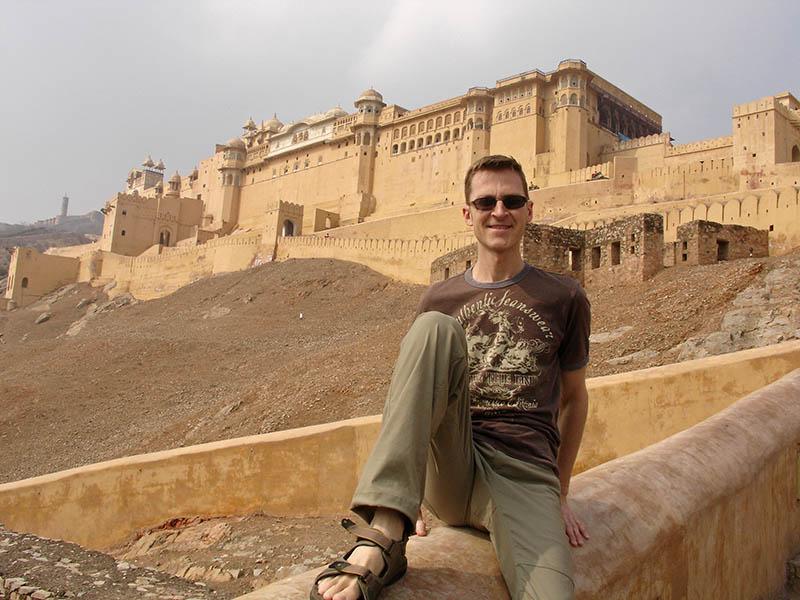 Jaipur Palais Amber Jaisalmer Bikaner Inde