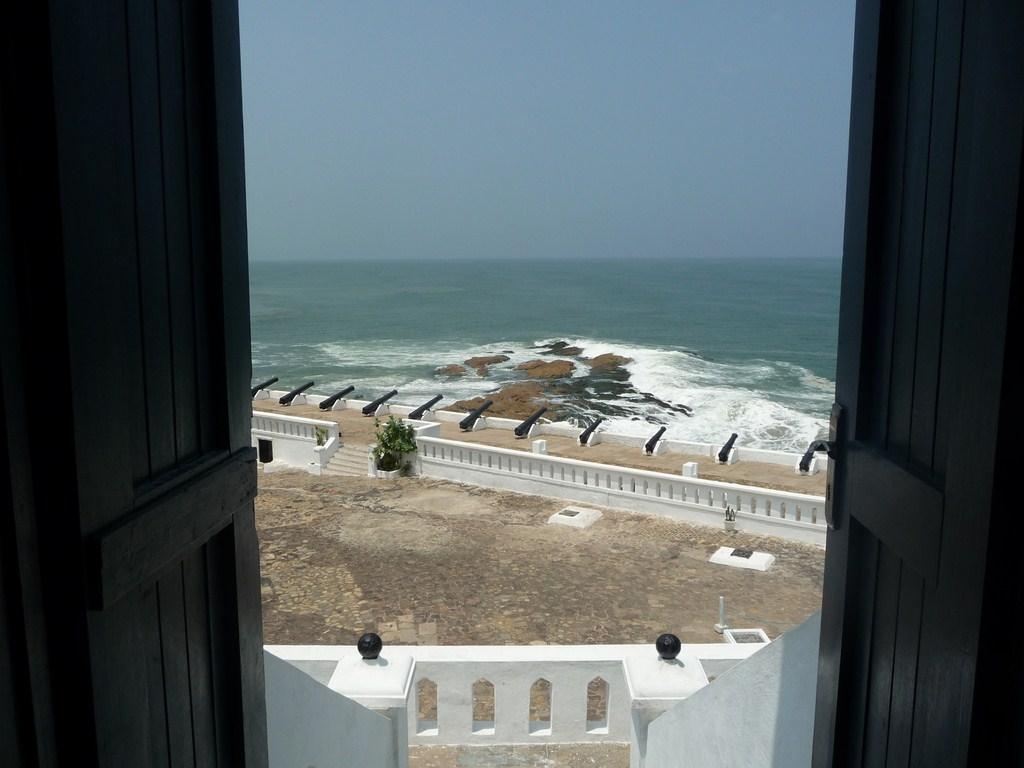 Les forts coloniaux de Cape Coast au Ghana