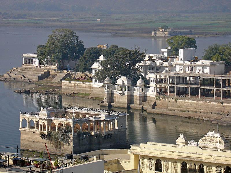 Udaipur Jodhpur Lac Pichola