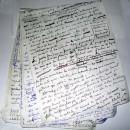 L'écriture d'un carnet de voyage