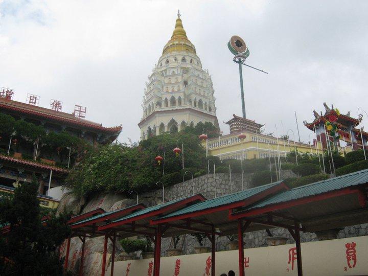 carnet de voyage en Malaisie, visite temple kek lo si, guide tourisme malaisie