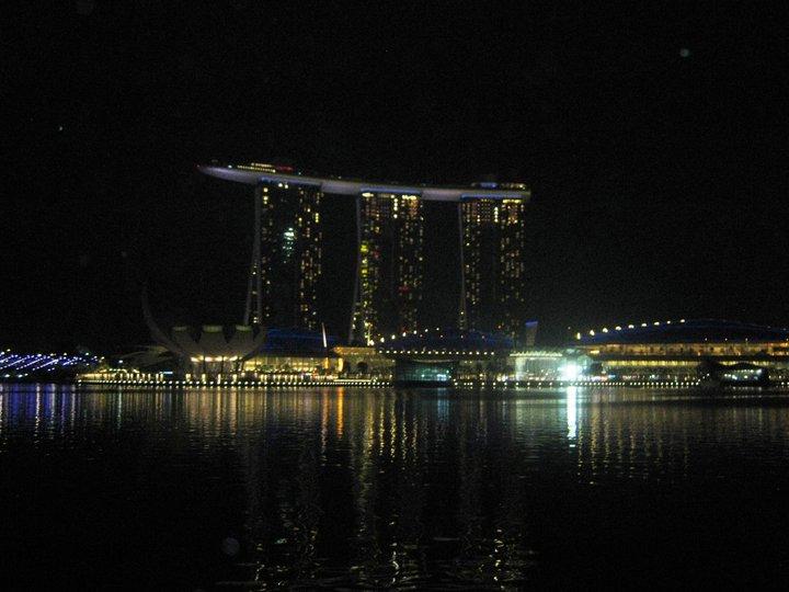 vacances à Singapour, voyage Marina Bay Singapour, carnet de voyage asie