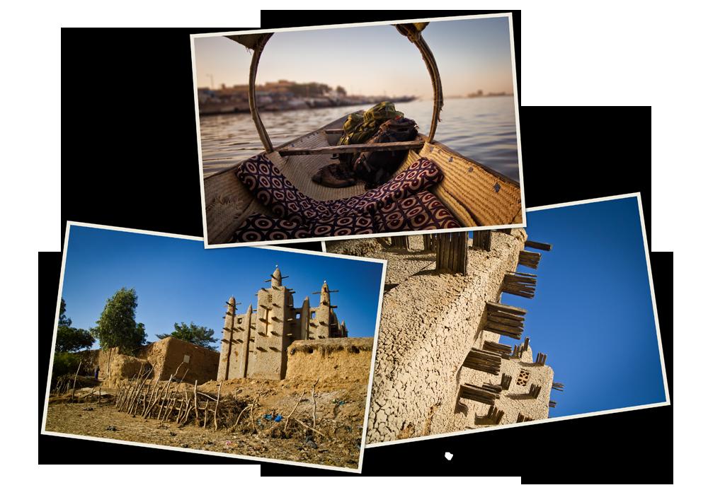 Les palais dogons du Mali