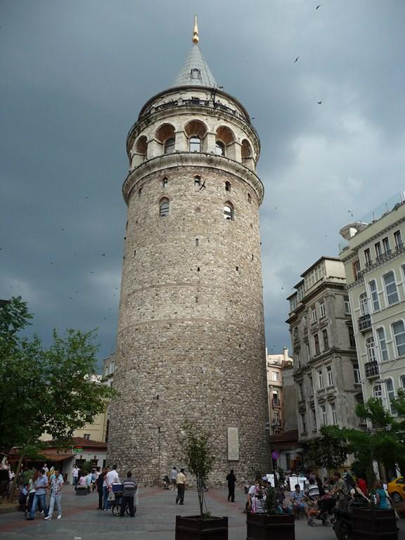 La tour Galata