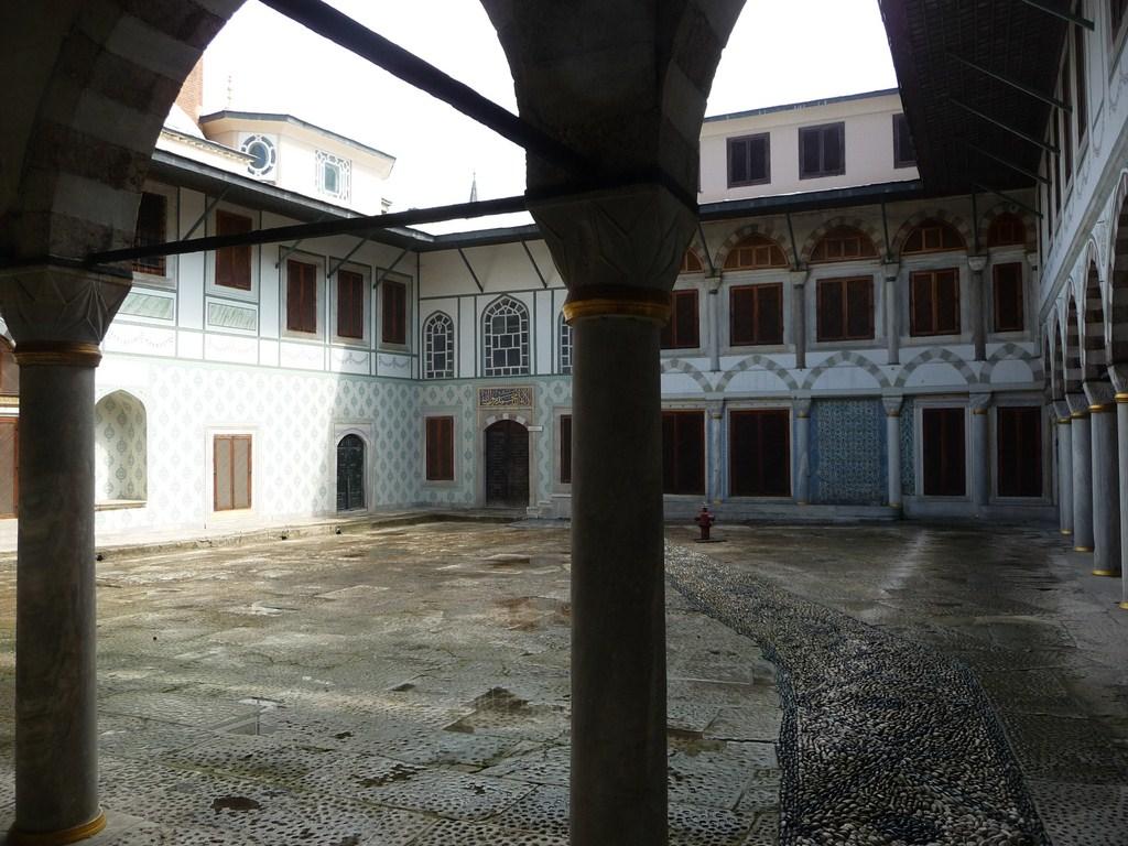 Le harem du palais Topkapi