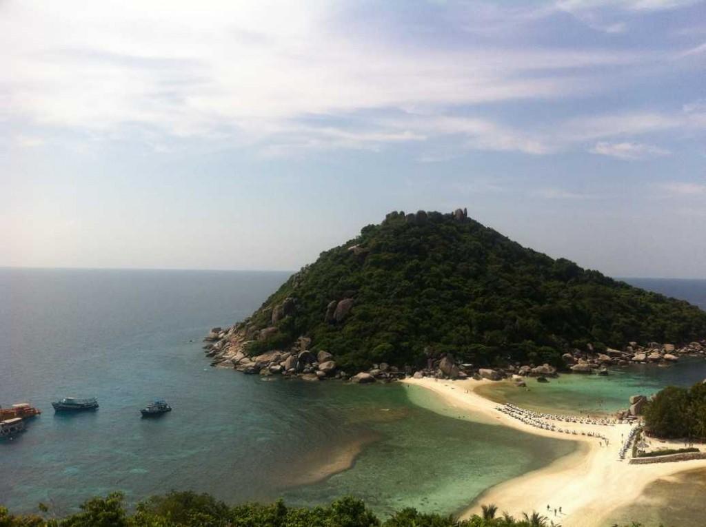 Les plages de Koh Tao