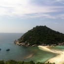 Visite de Koh Tao en Thaïlande avec Kévin