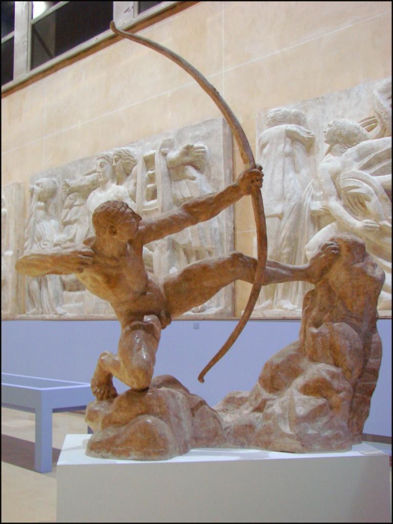 L'Héraklès archer