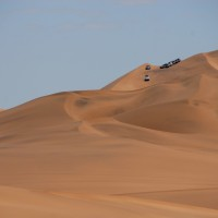 La Skeleton Coast en Namibie