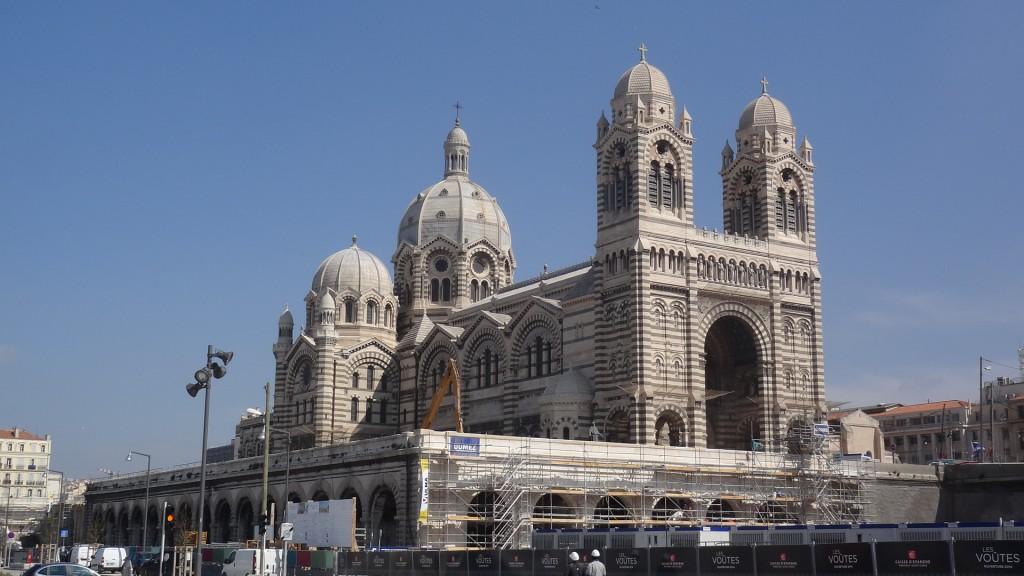 La cathédrale Sainte Marie-Majeure