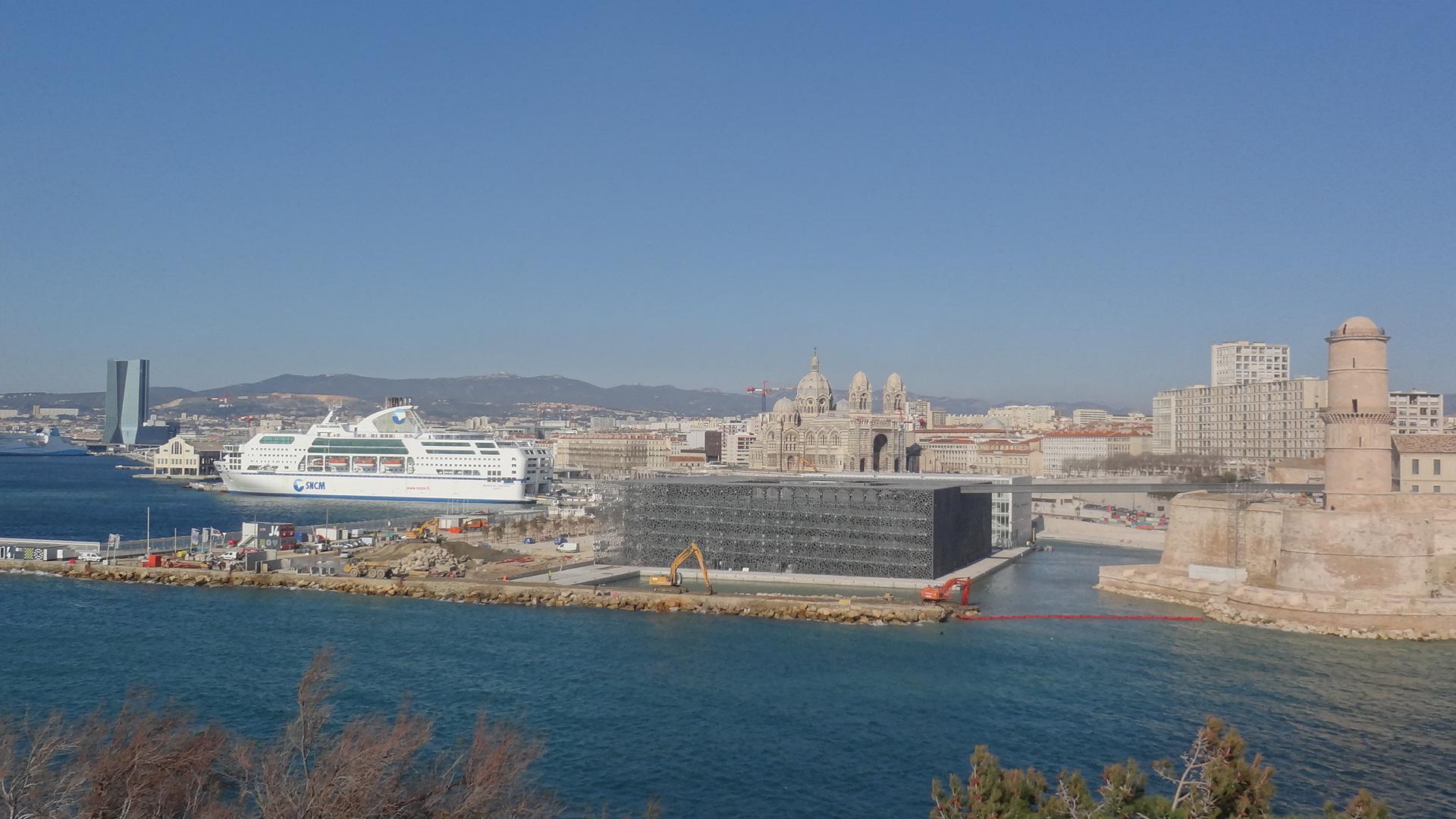 Marseille capitale europ enne de la culture 2013 north by southwest - Nouveau musee a marseille ...